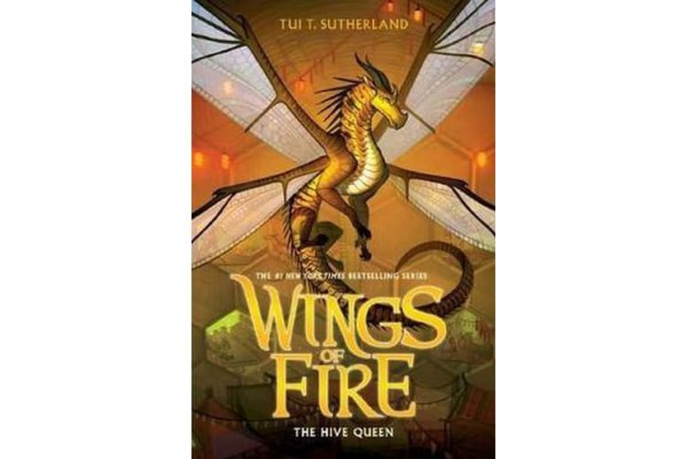 Wings of Fire #12 - The Hive Queen