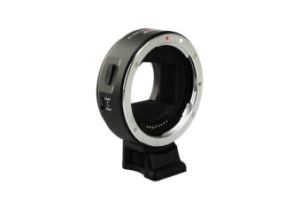 Viltrox EF-NEX IV High Speed Auto Focus Lens Mount Adapter Ring for Canon EF/EF-S Lens to Camera
