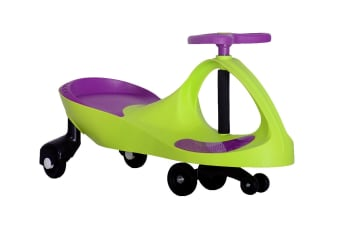 Kids Ride-on Swing Car - Green (8221GR)