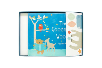 The Goodnight Woods - Book And Decal Set