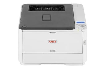 OKI C332DN COLOUR LASER PRINTER