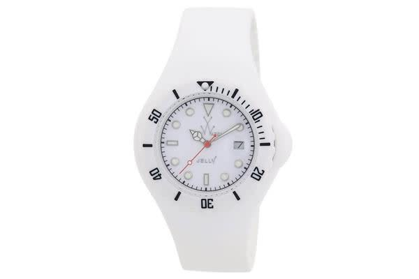Toy Watch Jelly White Dial Ladies Watch JY01WH (JY01WH)