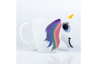 thumbsUp Colour Changing Mug - Unicorn