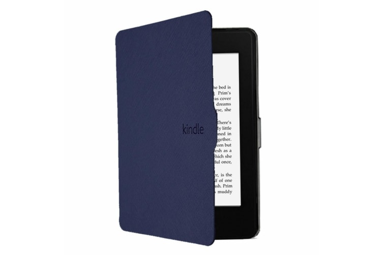 ULTRA SLIM COVER CASE FOR Kindle Paperwhite4(plain)-Navy