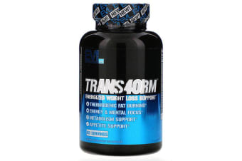 EVLution Nutrition Trans4orm Energized Weight Loss Support - 120 Capsules