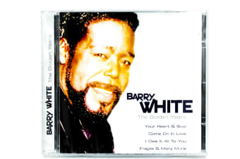 Barry White - The Golden Years BRAND NEW SEALED MUSIC ALBUM CD - AU STOCK