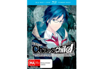 Chaos;Child (Blu-ray/DVD)