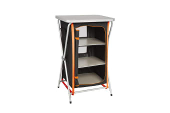 Explore Planet Earth Quick Fold 3 Tier Pantry