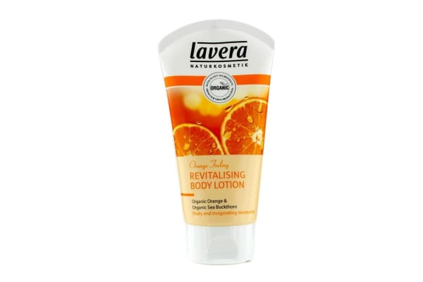 Lavera Orange Feeling Revitalising Body Lotion (150ml/5oz)