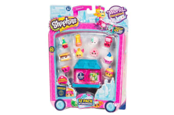 Shopkins Season 8 Americas World Vacation 12 Pack