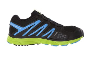 Salomon Men's X-Mission 3 (Black/Green/Blue)