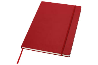 JournalBooks Classic Executive Notebook (Red)