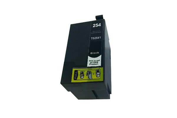 254XL Black Premium Compatible Inkjet Cartridge