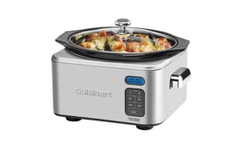Cuisinart Slow Cooker 6.5L Programmable
