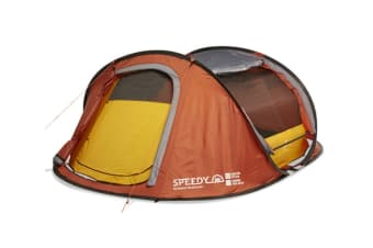 Explore Planet Earth Speedy Pop-Up Tent (3 person)