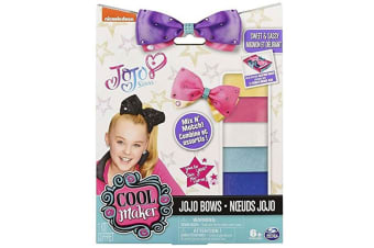 JoJo Siwa Cool Maker Bow Maker Accessory Pack