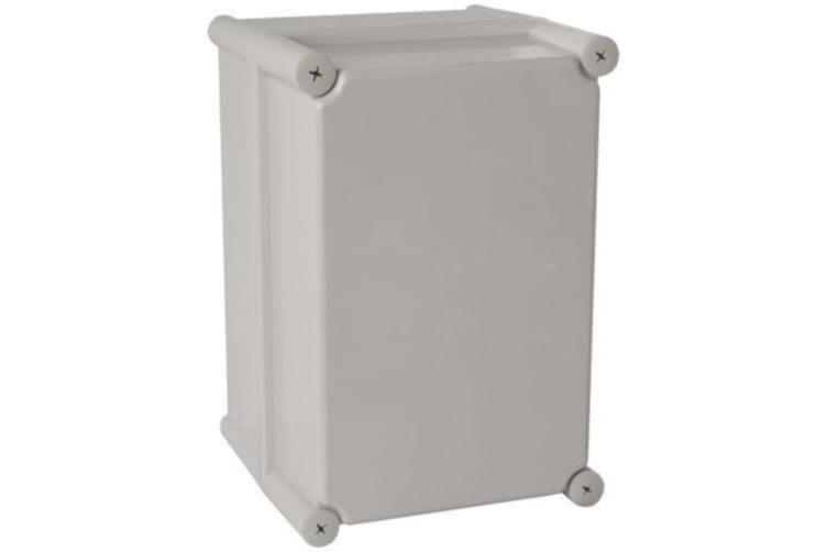 Plastic Enclosure IP66 ABS Wall mount Junction Box 180mmx190mmx280mm