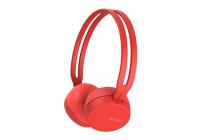 Sony Entry Headphone with Bluetooth - Red (WHCH400R)