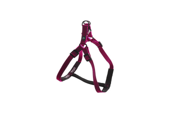 Step-in Harness Large (55-70cm) Canyon (Pink) (Huskimo)
