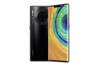 New Huawei Mate 30 Pro Dual SIM 256GB 8GB RAM Black (FREE DELIVERY + 1 YEAR AU WARRANTY)