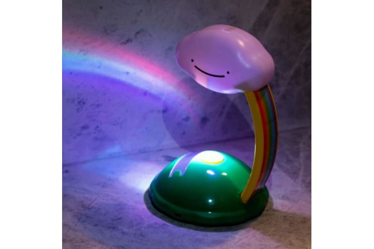 Rainbow Projector LED Night Light | Projects a Rainbow onto your Wall!