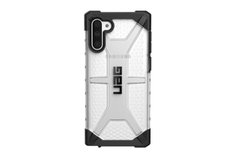 UAG Plasma Series Samsung Note 10 Case - Clear