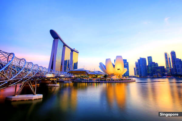 ASIA: 13 Day Malaysia and Indonesia Cruise Including Flights for Two (Balcony Cabin)
