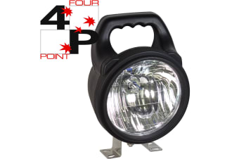 FOUR POINT HID UTILITY WORKLIGHT WORK LAMP 12V 12 VOLT NEW 35W 35 WATT SPOT