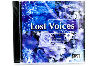 Bill O'Connell  | Lost voices BRAND NEW SEALED MUSIC ALBUM CD - AU STOCK