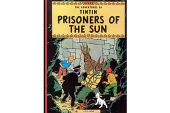 The Adventures of Tintin - Prisoners of the Sun