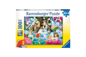 Ravensburger Magical Fairy Night 100 Piece Puzzle
