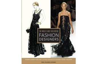 The World's Most Influential Fashion Designers - Hidden Connections and Lasting Legacies of Fashion's Iconic Creators