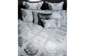 Chanelle Quilt Cover Set King by Metropolitan Homewares