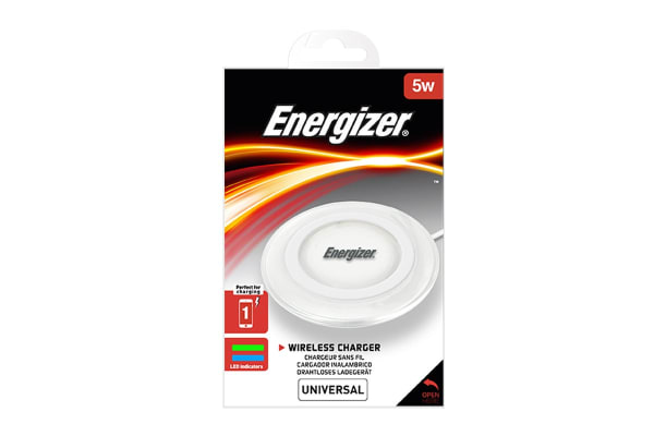 Energizer Wireless Phone Charger (WLACWHMW)