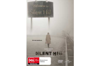 Silent Hill DVD Region 4