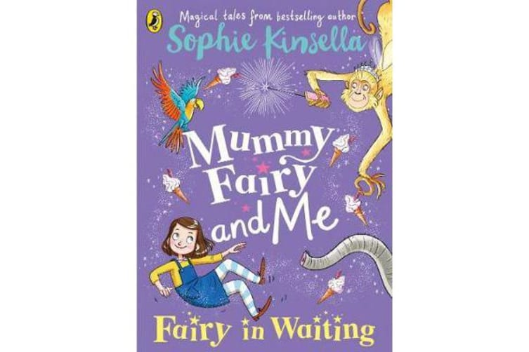 Mummy Fairy and Me - Fairy-in-Waiting