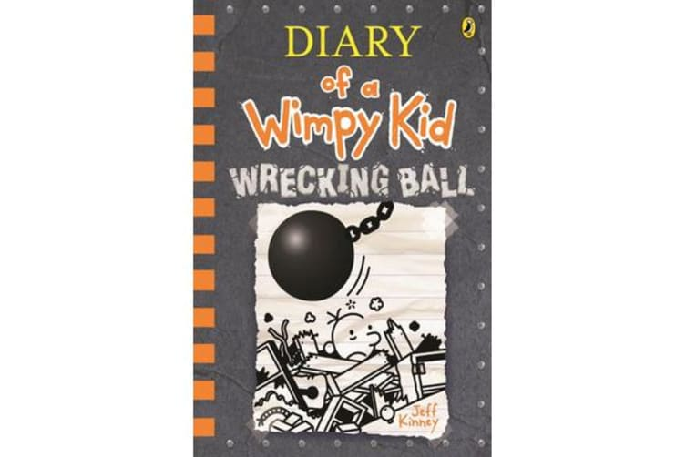 Diary of a Wimpy Kid  Book 14 : Wrecking Ball