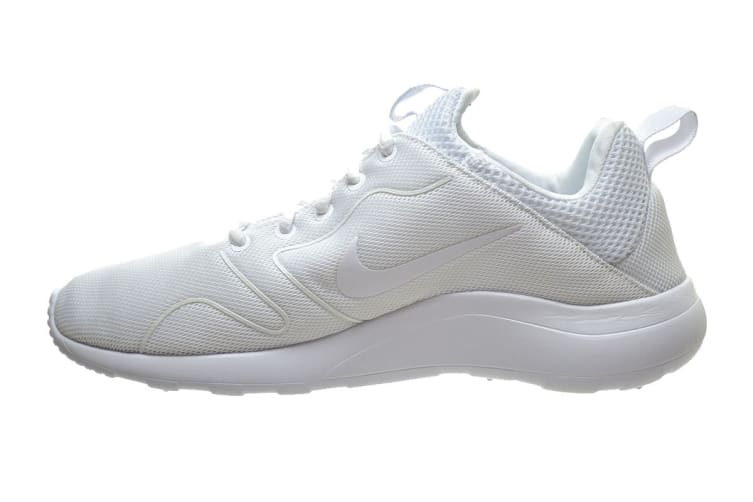 Nike Men's Kaishi 2.0 Shoes (White/White, Size 9 US)