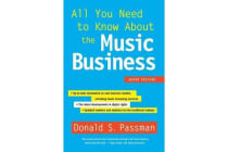 All You Need to Know about the Music Business - Ninth Edition
