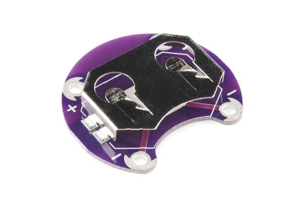 LilyPad Coin Cell Battery Holder - 20mm