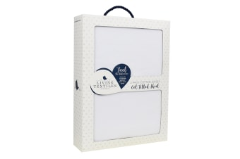 Living Textiles 2-pack Jersey Cot Fitted Sheet White