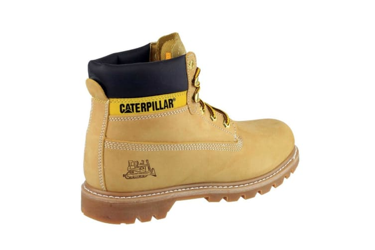 Caterpillar Colorado Lace-Up Boot / Mens Boots / Unisex Boots (Honey) (11 UK)