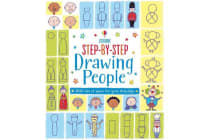 Step-by-Step Drawing Book - People