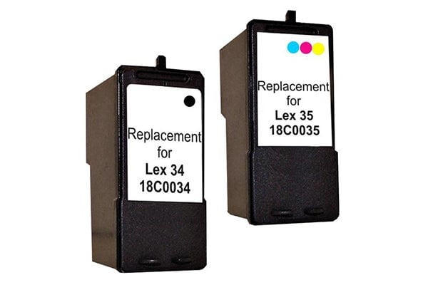 18C0034 No.34 Compatible Inkjet Cartridge Set