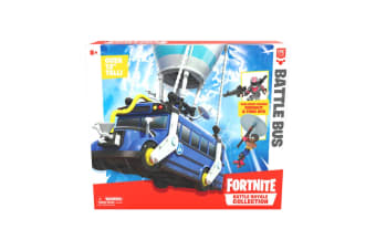 Fortnite Battle Bus Display Set S1
