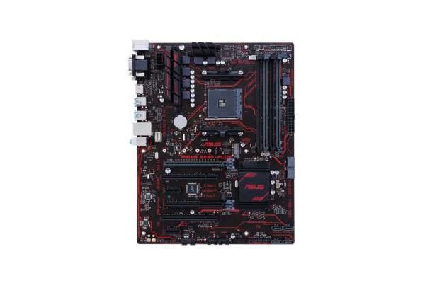 ASUS PRIME B350-PLUS AM4 AMD B350