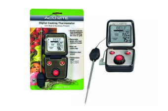 Acu-Rite Programmable Meat Thermometer