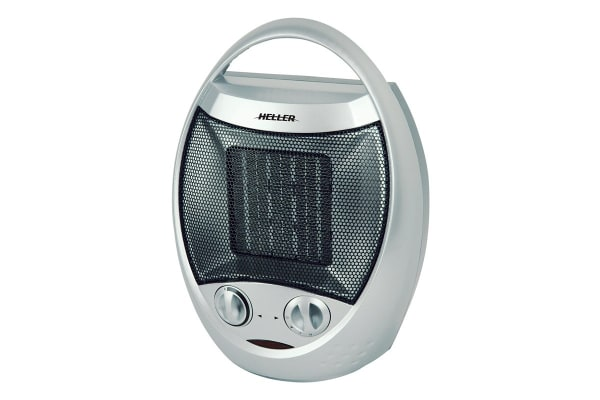 Heller 1500W Ceramic Upright Fan Heater (HCFH1577A)