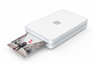 Lifeprint 2 x 3 Portable Photo & Video Printer - White (90024825)