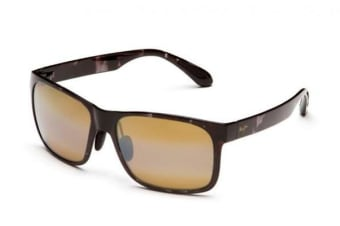 Maui Jim Red Sands - Black and Grey Tortoise (HCL Bronze Polarised lens) Unisex Sunglasses
